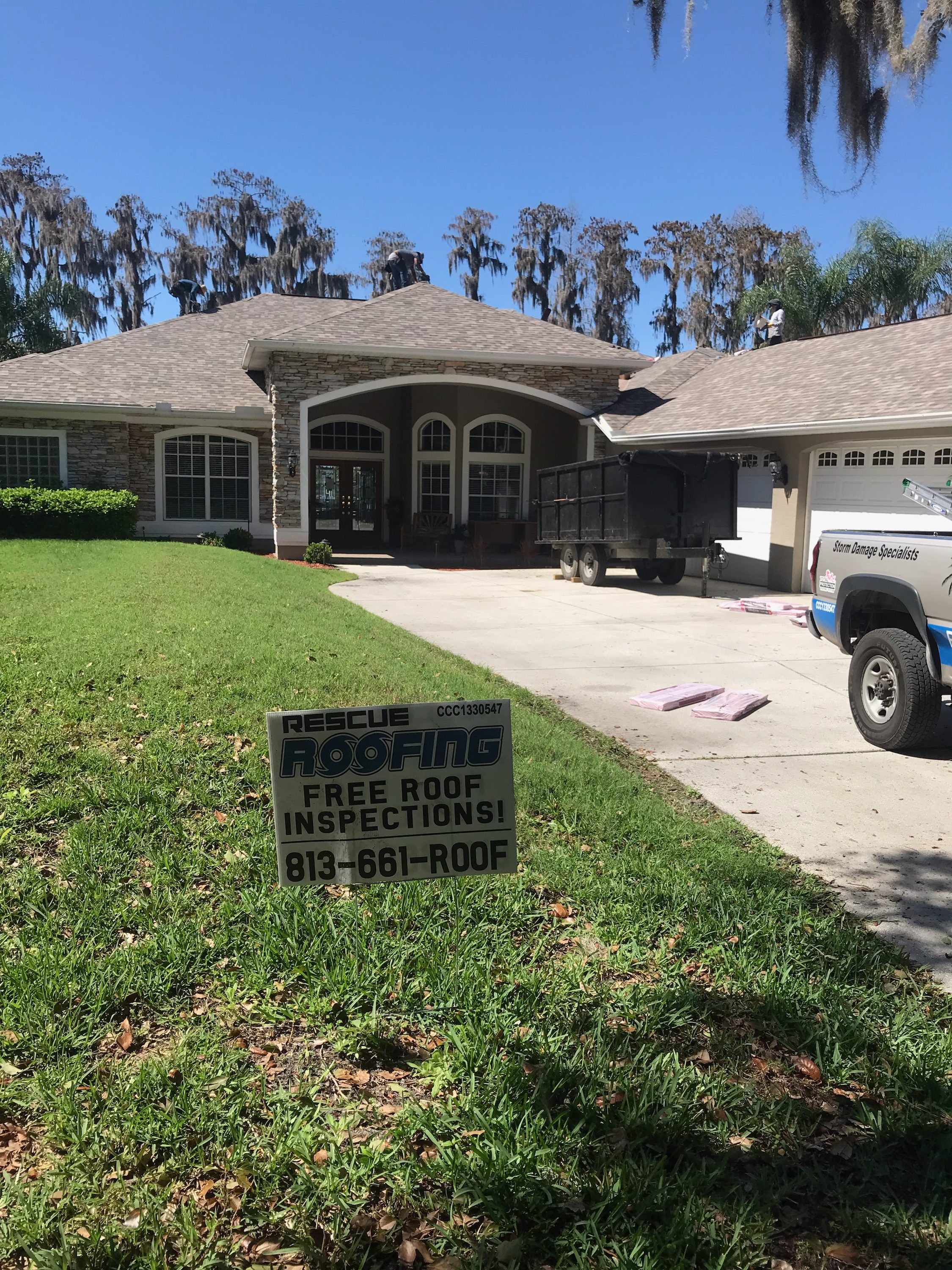 Gallery Rescue Roofing Of Tampa Inc