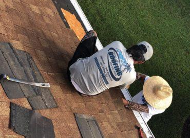 roof wood repair