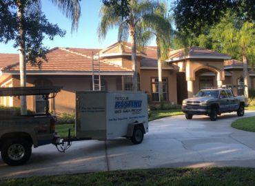 Tile Roof Repair in Odessa, FL