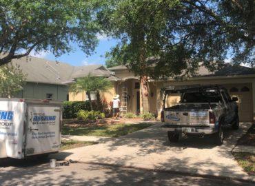 Shingle Roof Repair in New Tampa